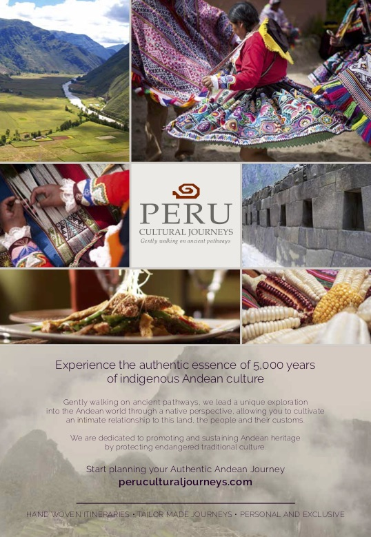 Peru Cultural Journeys National Geographic